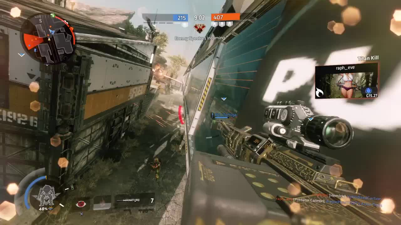 #PS4share, Gaming, GoodbyeJeffery, PlayStation 4, Sony Interactive Entertainment, Titanfall™ 2, Titanfall™ 2_20190123170529 GIFs