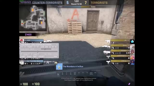 Watch and share Collateral GIFs and Csgo GIFs by im3lue on Gfycat
