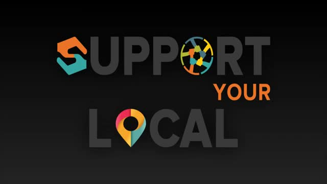 Watch and share Support Your Local - Systemrelevant Rettet Den Einzelhandel GIFs by vfmseo5514 on Gfycat