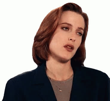 Xfiles Scully GIFs