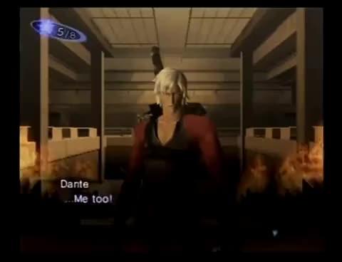 Watch Shin Megami Tensei Nocturne - Dante Battle 1 GIF on Gfycat. Discover more Battle, Dante GIFs on Gfycat