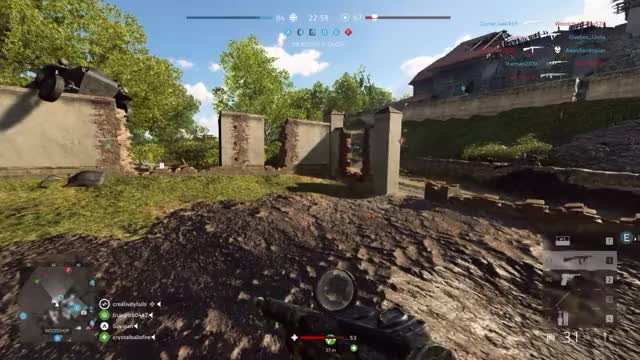 Watch and share Battlefield V 2018.11.16 - 00.00.41.12.DVR GIFs by goyigan on Gfycat
