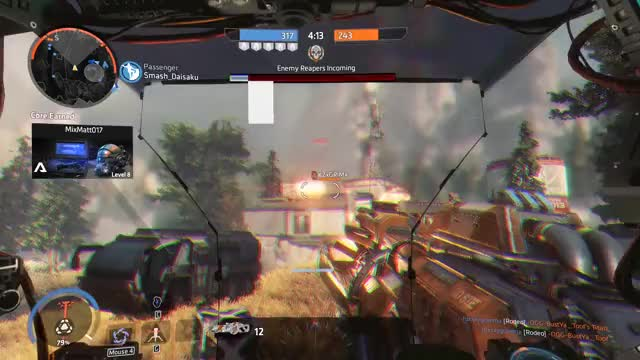 Watch and share Titanfall 2 GIFs by smilerstaken on Gfycat