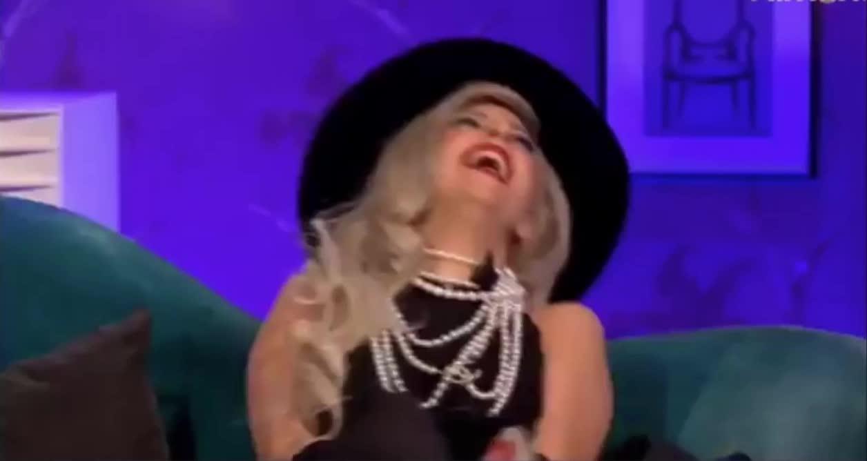 LOL, Lady Gaga, funny, laughing, Lady Gaga LOL GIFs