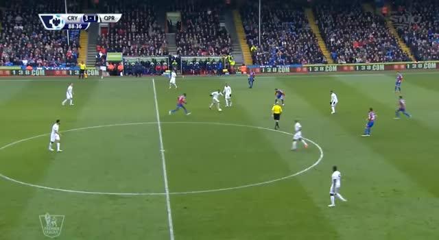 Watch Matt Phillips' goal for QPR vs. Swansea GIF by @heimlich_manure on Gfycat. Discover more qpr, soccer, swanseacity GIFs on Gfycat