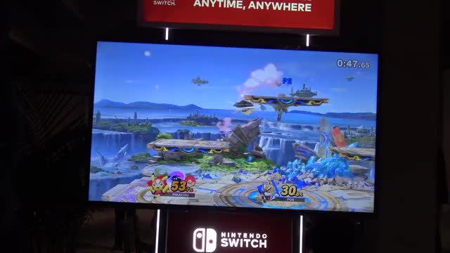 Watch and share Competitive Match GIFs and Smash Ultimate GIFs on Gfycat