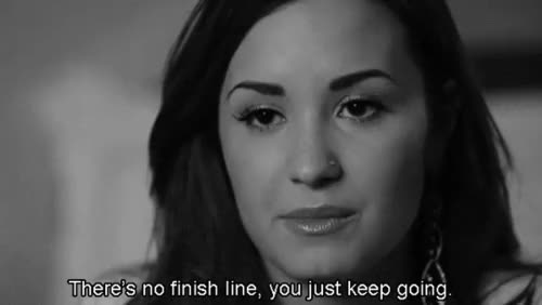 Watch and share Just Keep Going GIFs and Demi Lovato GIFs on Gfycat