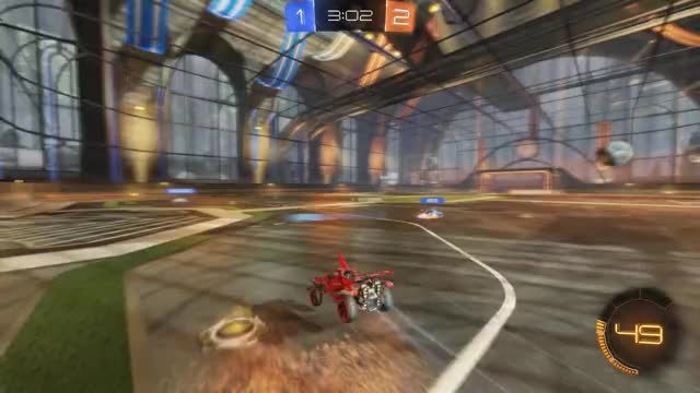 Watch Goal 4: Akai GIF by Gif Your Game (@gifyourgame) on Gfycat. Discover more Akai, Gif Your Game, GifYourGame, Rocket League, RocketLeague GIFs on Gfycat