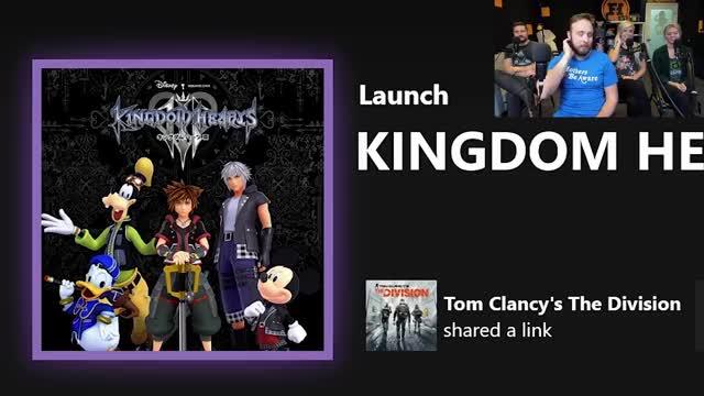 Goof Troop - Kingdom Hearts 3 Gameplay