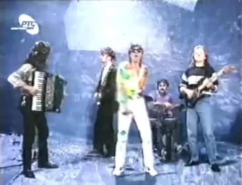 Sasa Popovic - Crveno, zuto, zeleno (1993)
