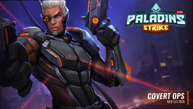 Watch and share Paladins GIFs on Gfycat
