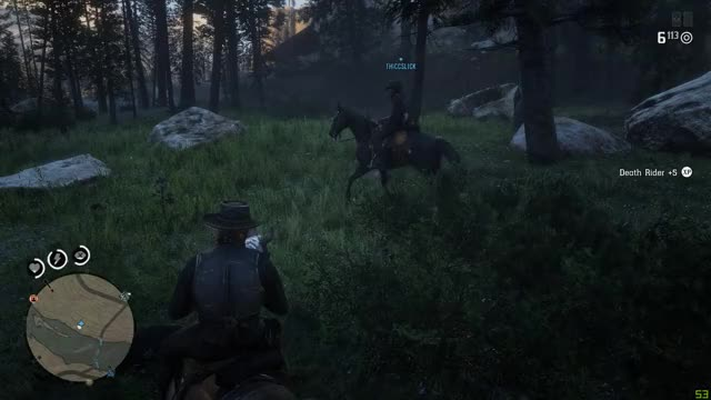 Watch and share Red Dead Redemption II 2019.11.06 - 11.50.30.02.DVR GIFs on Gfycat