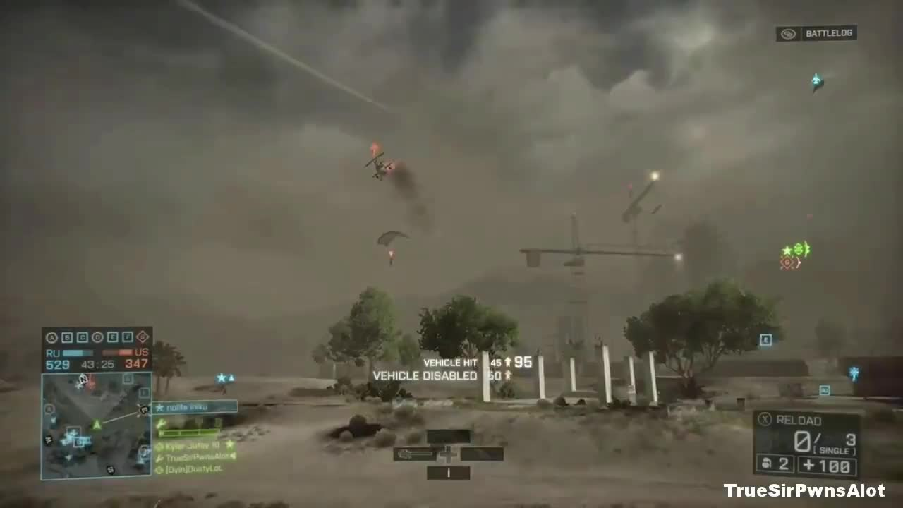 All Tags, GamePlay, Multiplayer, Rush, bf4, conquest, engineer, gaming, Battlefield 4 Stinger Montage GIFs