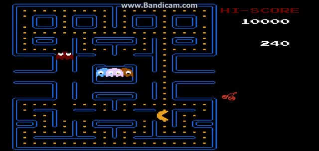 Watch and share Pac-Man Game Over GIFs by ZixCroDiuS on Gfycat