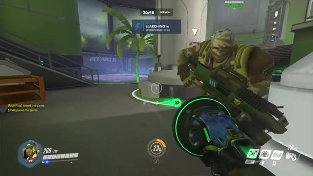 Watch Overwatch 15-7-2018 18 26 27 GIF on Gfycat. Discover more overwatch, potg GIFs on Gfycat
