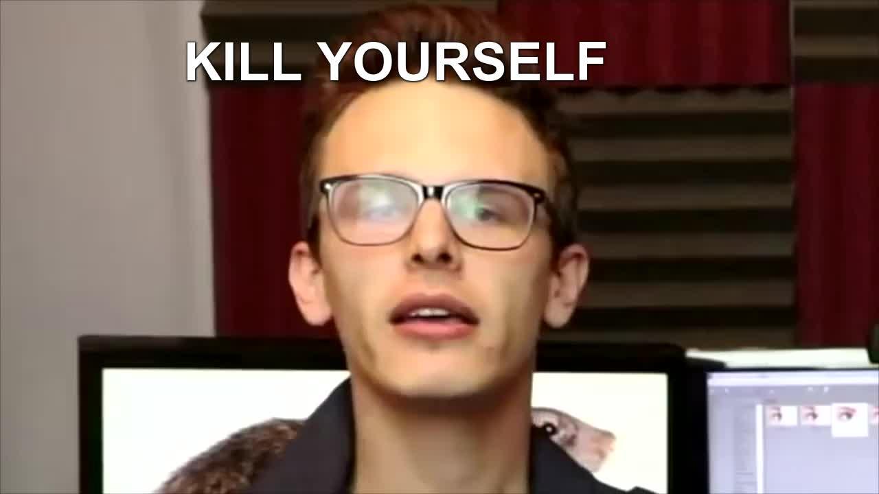 idubbbz, idubbbz kill yourself, idubbbz vs keemstar I can ruin, kill, kill yourself, kys idubbz, kys keemstar, yourelf, yourself, IDUBBBZ