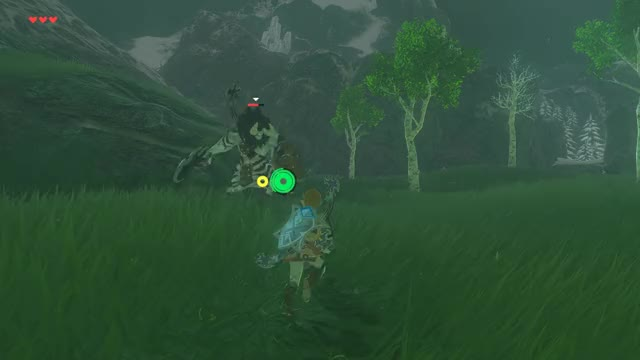 Watch and share Lynel GIFs and Zelda GIFs by ringating on Gfycat