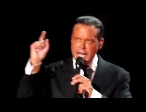 Watch and share Luis Miguel -- Esa Niña GIFs on Gfycat