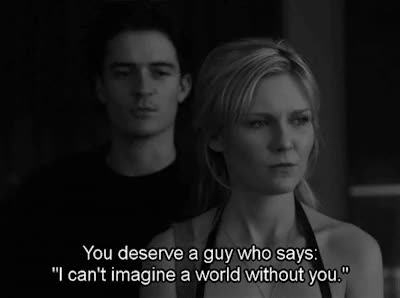 Watch and share You Deserve Better GIFs and Romantic Moments GIFs on Gfycat