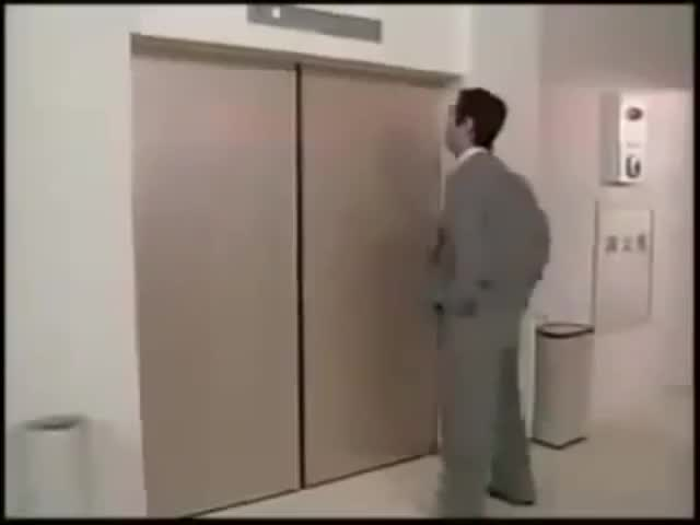 Watch and share Elevator GIFs by HoodieDog on Gfycat