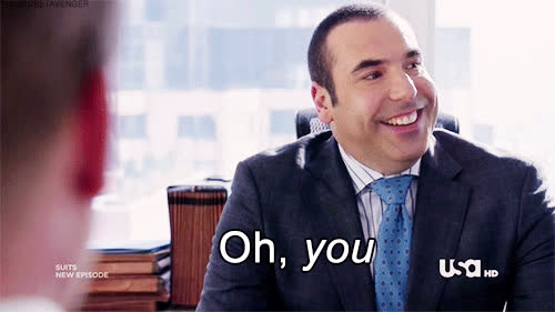 rick hoffman, Suits GIFs