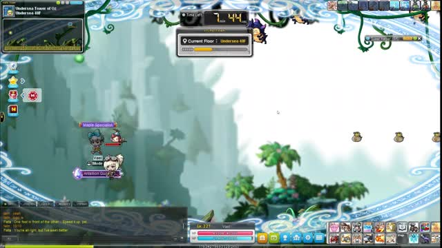 how to create maplestory account