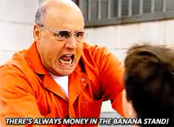 Watch and share Jeffrey Tambor GIFs and George Bluth GIFs on Gfycat
