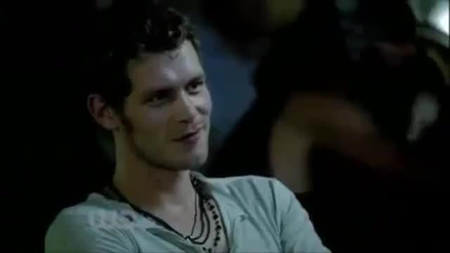 "Watch The Vampire Diaries 3x01 - Stefan and Klaus - ""I want to create more of me"" GIF on Gfycat. Discover more 3x01, Donovan, McQueen, bonnie, diaries, dobrev, gilbert, ian, joseph, katerina, katherine, matthew, nina, pierce, saltzman, salvatore, steven, trevinomatt, weasley, zach GIFs on Gfycat"