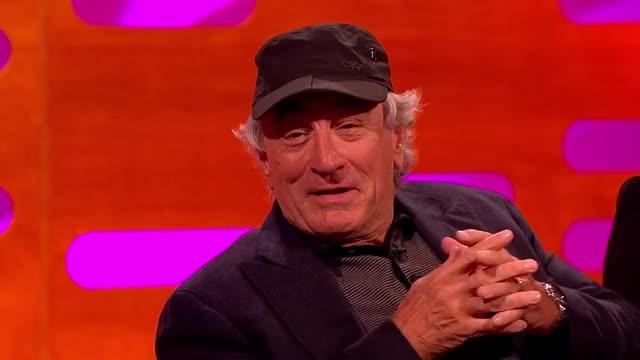 Watch and share Robert De Niro GIFs and Graham Norton GIFs by Jeff on Gfycat