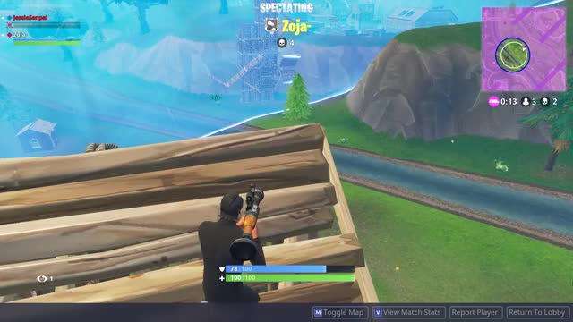 Watch and share Sniper Kill GIFs and Fortnite GIFs on Gfycat