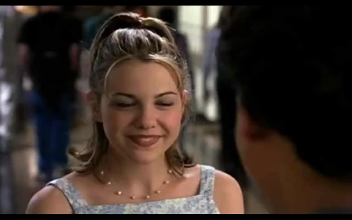 amused, Pensive-10 things i hate about you GIFs