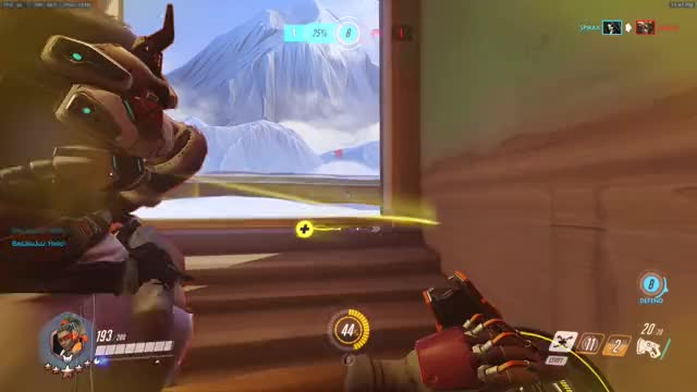 Watch and share Overwatch GIFs by badjuujuu on Gfycat