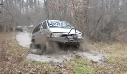 Watch and share Offroad Van GIFs on Gfycat