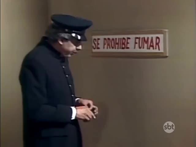 Watch Chapolin HD - O ladrão do museu de cera (1977) GIF on Gfycat. Discover more related GIFs on Gfycat