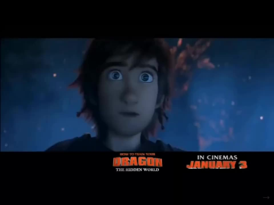 httyd, Hiccstrid TV Spot - How To Train Your Dragon The Hidden World || HTTYD 3 Australia Trailer GIFs
