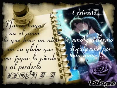 Watch and share Te Extraño Mi Amor GIFs on Gfycat