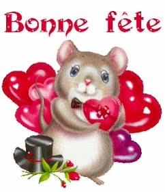 Watch and share Bonne Fete GIFs on Gfycat