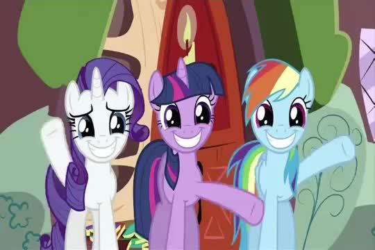 GIF Brewery, adios, bye, cu, cute, farewell, goodbye, hello, hey, hi, later, oops, pony, rainbow, rarity, see, smile, smily, twilight, wave, you, Bye bye GIFs