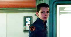 Watch and share Asa Butterfield GIFs and Ender's Game GIFs on Gfycat