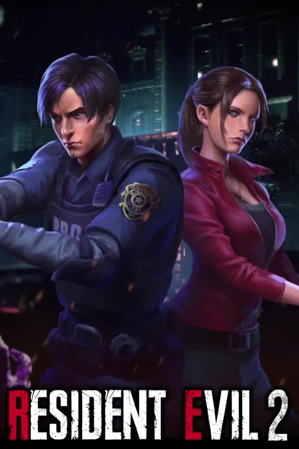 Watch and share Resident Evil 2 GIFs by Kris Gardner on Gfycat