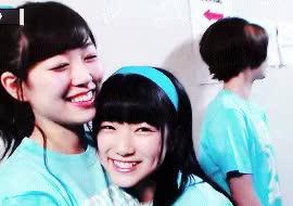 Watch and share Watanabe Miyuki GIFs and Yabuki Nako GIFs on Gfycat