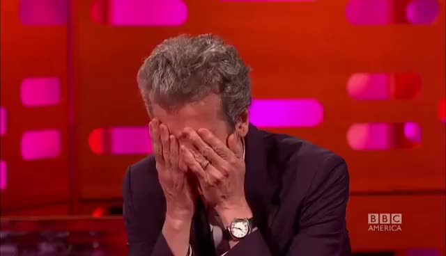 Watch Peter Capaldi GIF on Gfycat. Discover more capaldi, doctor, fandoms, peter, who GIFs on Gfycat