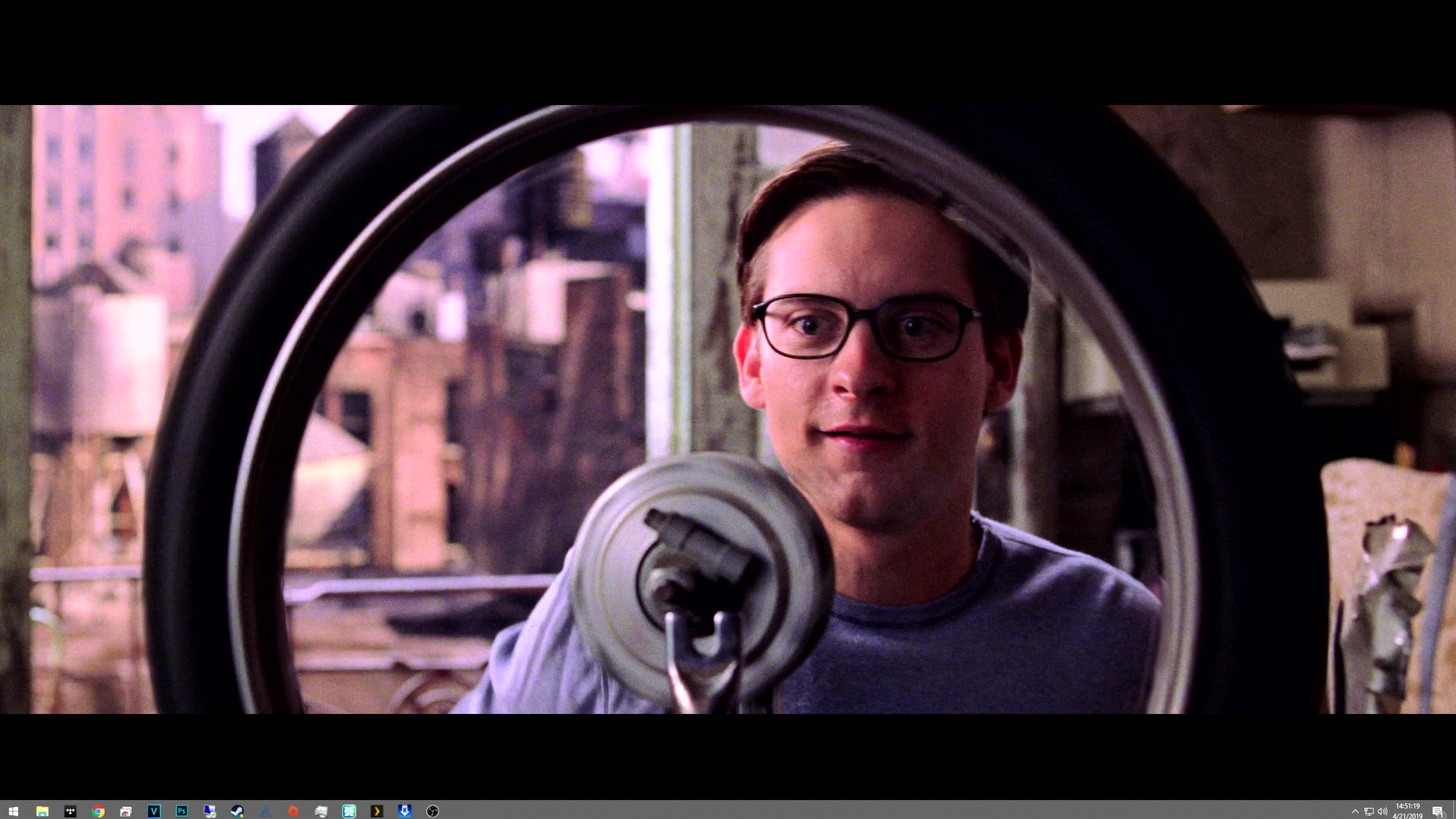 celebs, tobey maguire, Wallpaper GIFs