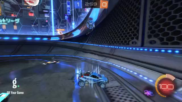 Watch Goal 2: Gritty GIF by Gif Your Game (@gifyourgame) on Gfycat. Discover more Gif Your Game, GifYourGame, Goal, Gritty, Rocket League, RocketLeague GIFs on Gfycat
