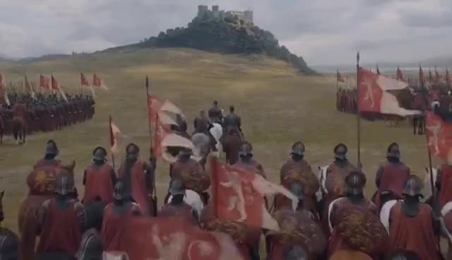 lannister army GIFs