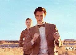 Watch aliens? GIF on Gfycat. Discover more 1000n, 2000n, 500n, amy pond, doctor who, karen gillan, matt smith, minedoctorwho, minegif, minemattandkaz, secretly married, smillan GIFs on Gfycat
