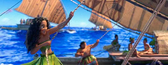 Watch and share You're Welcome Moana GIFs on Gfycat