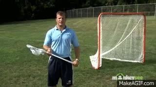 Lacrosse - Cradling Techniques GIFs