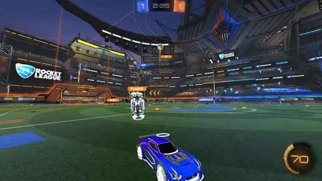 Watch and share Rocket League GIFs by pyroinfernia on Gfycat
