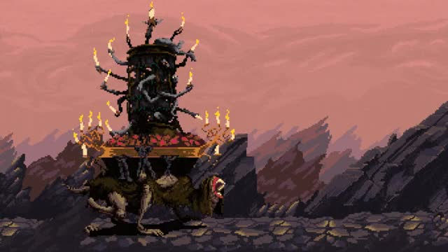 Watch Blasphemous enemy GIF on Gfycat. Discover more blasphemous, indiegames GIFs on Gfycat